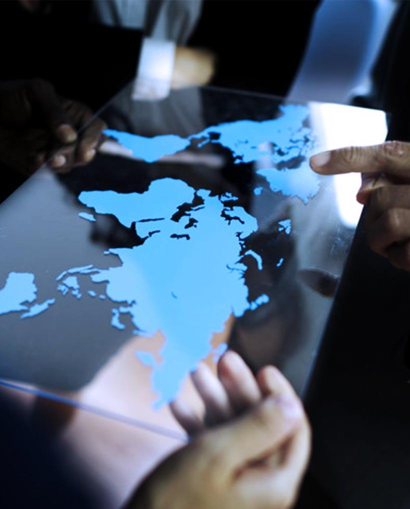 Nous recouvrons vos créances internationales