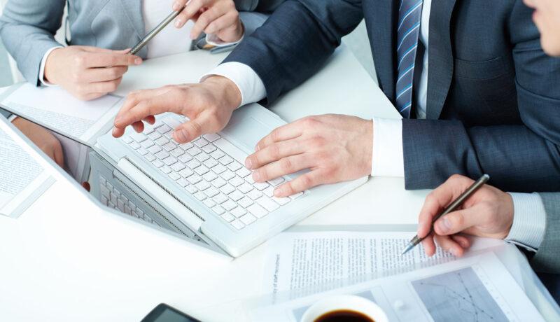 Services de gestion et de recouvrement de crédit